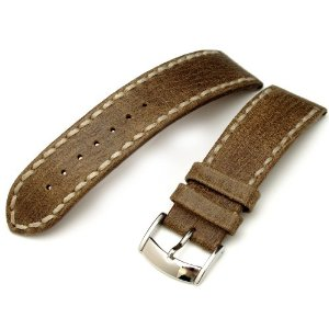 24mm Leather Band CA2422053RD